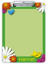 Green Spring Clipboard - frecklebox