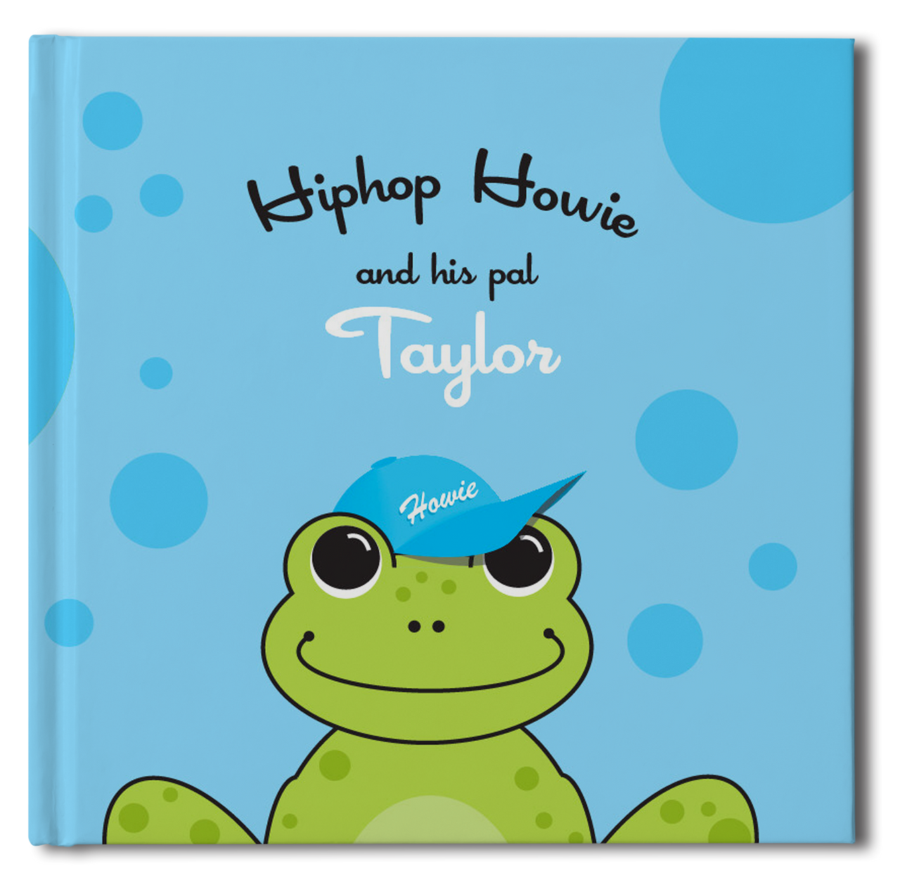 Hip Hop Howie Personalized Storybook - frecklebox