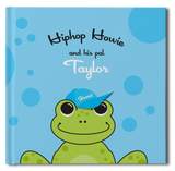Hip Hop Howie - frecklebox - 1