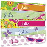 Just for Girls Bookmarks - frecklebox