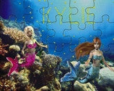 Mermaids Puzzle - frecklebox