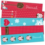 Owl Friends Bookmarks - frecklebox - 1