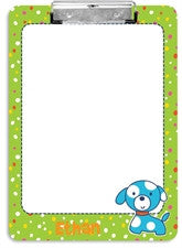Patch the Puppy Clipboard - frecklebox