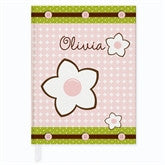 Pink Posey Journal - frecklebox