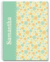 Pretty Petals Notebook - frecklebox