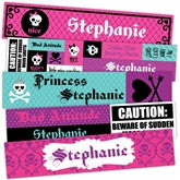 Punk Princess Bookmarks - frecklebox