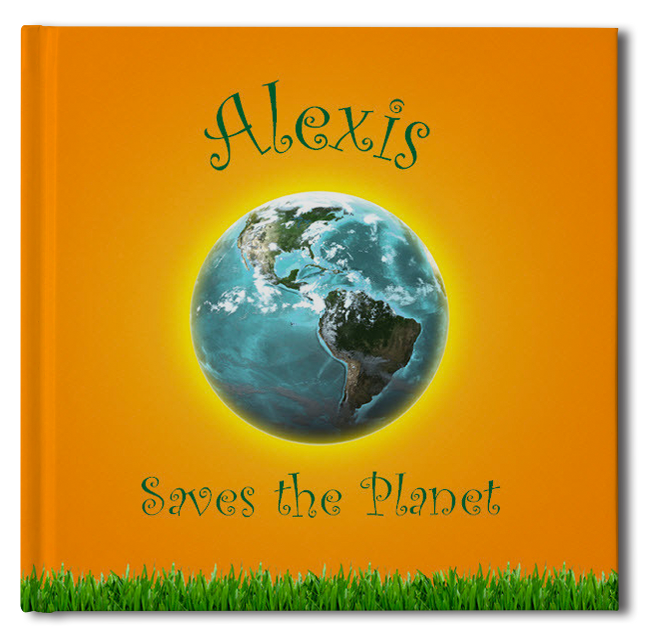 Saves The Planet Personalized Storybook - frecklebox