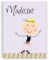 Tap Dancer Notebook - frecklebox