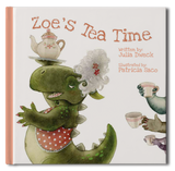 Tea Time Book - frecklebox - 1