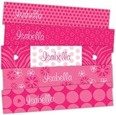 Think Pink Bookmarks - frecklebox
