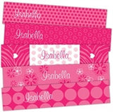 Think Pink Bookmarks - frecklebox - 1