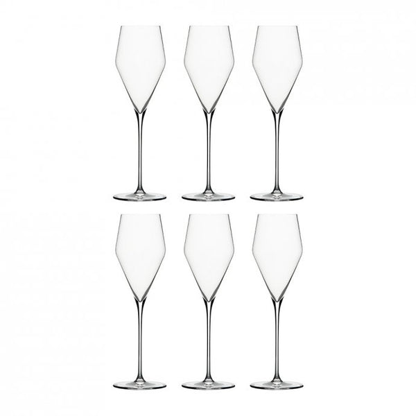 Zalto Champagne Glass (Pack of 6) Aldo Sohm