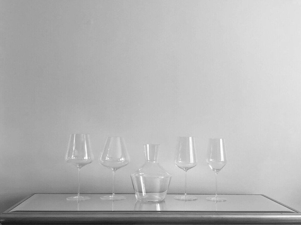 Zalto 5 Piece Decanter and Glasses Set Aldo Sohm