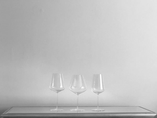 Zalto Three-Pack Wine Glass Set Aldo Sohm