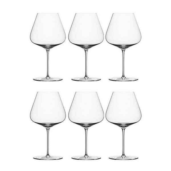 Zalto Burgundy Glass (Pack of 6) Aldo Sohm