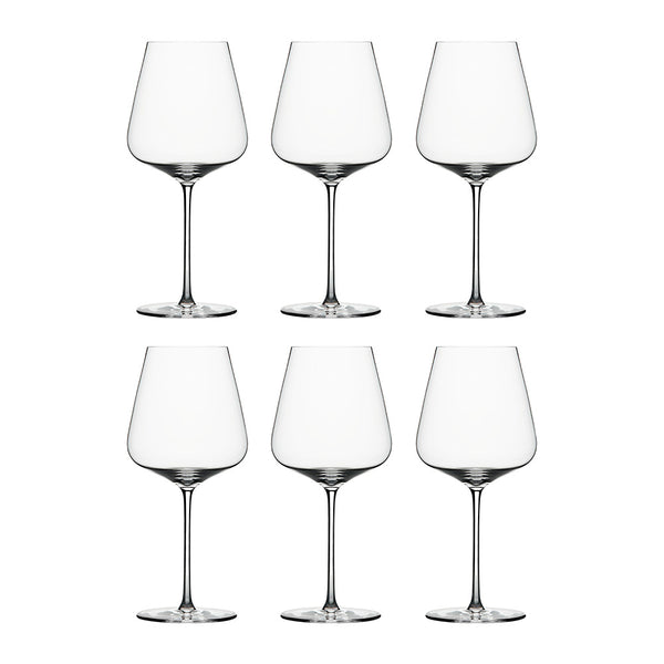 Zalto Bordeaux Glass (Pack of 6) Aldo Sohm