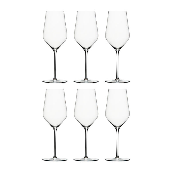 Zalto White Wine Glass (Pack of 6) Aldo Sohm