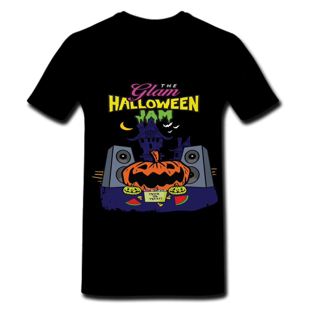 Glam Halloween Jam NO Animation T-Shirt (LIMITED EDITION)