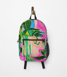 Indoor Jungle 4 - Backpack