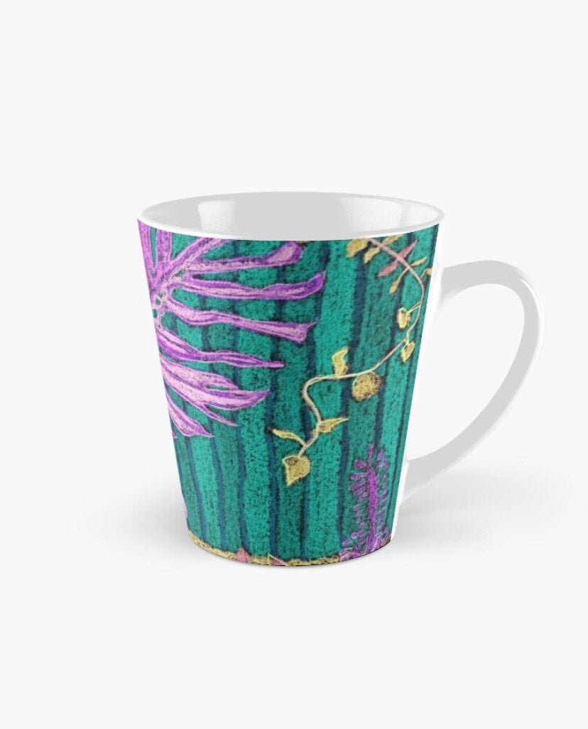 Indoor Jungle 9 - Tall Mug