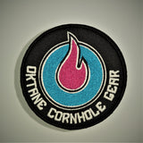 Oktane Cornhole Gear Patch