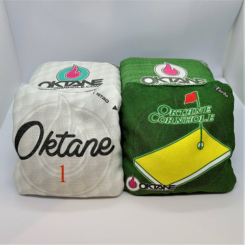 Oktane Golf Set