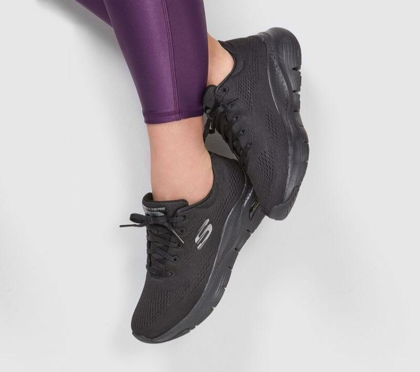Skechers Arch Fit - Big Appeal - Black