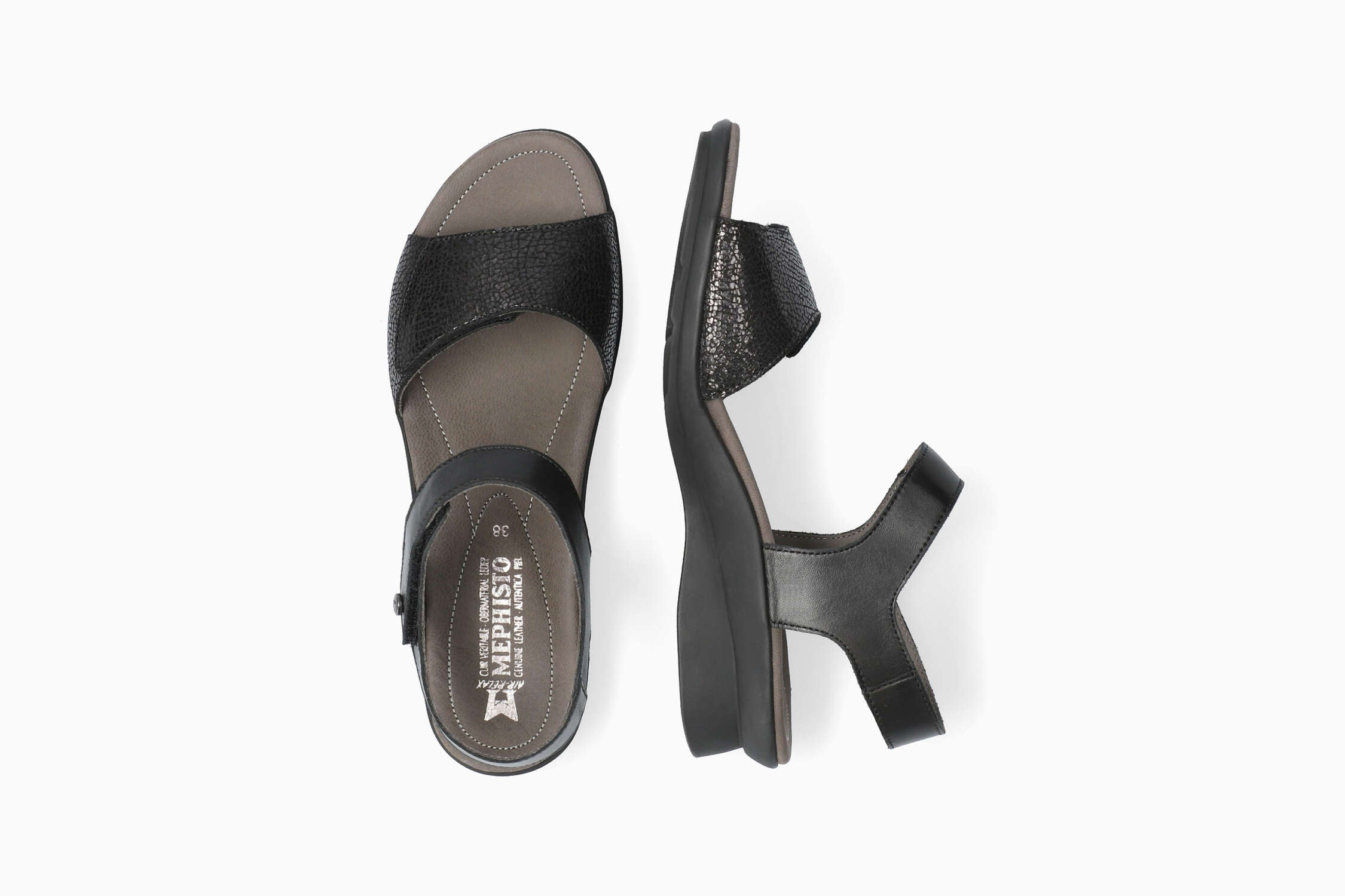 Mephisto Pattie Ladies Sandals