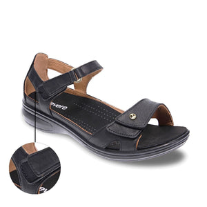 Revere Portofino - Onyx (Wide Fit)