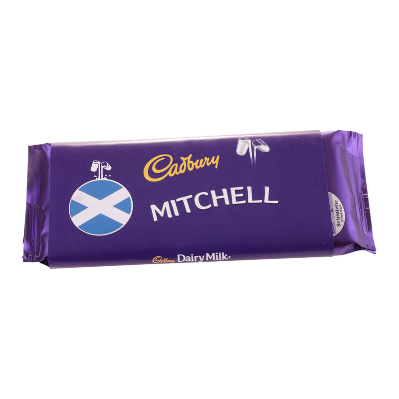 Cadbury Dairy Milk Clan Bar Mitchell