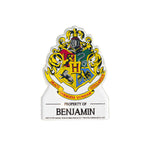 Harry Potter Plaque Leo
