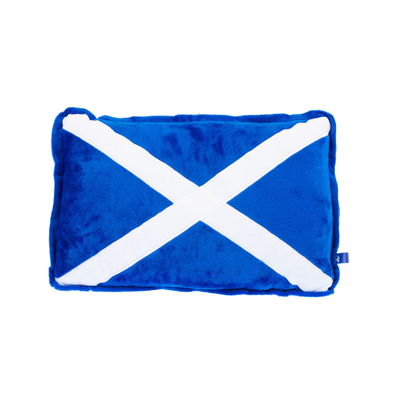 Cushion Allover Scotland Flag