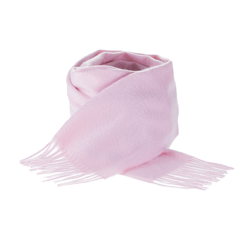 Edinburgh Cashmere Scarf Light Pink