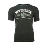 Harry Potter - T-Shirt - Slytherin Quidditch Team Green