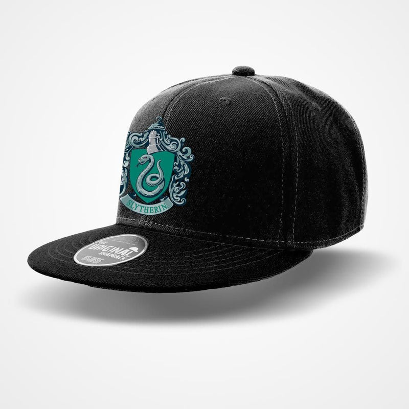 (S)Harry Potter - Slytherin (Snapback Cap)