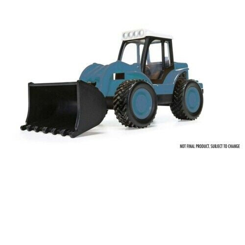 Chunkies Toy Vehicle Loader Tractor Farm