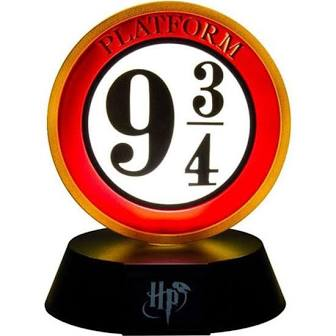 Platform 9 3/4 Icon Light Bdp