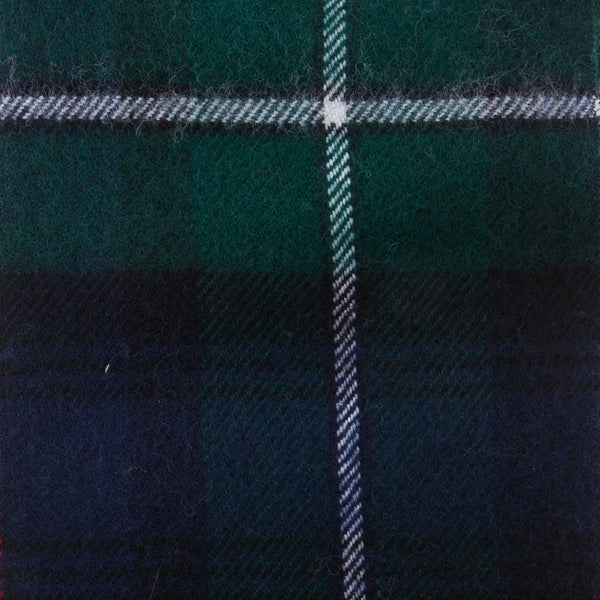 Lambswool Scottish Tartan Clan Scarf Mackenzie