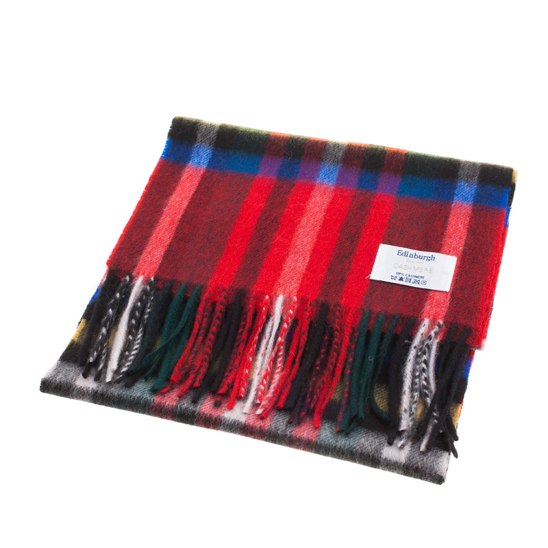 Edinburgh Cashmere Scarf Exploded Stewart Royal