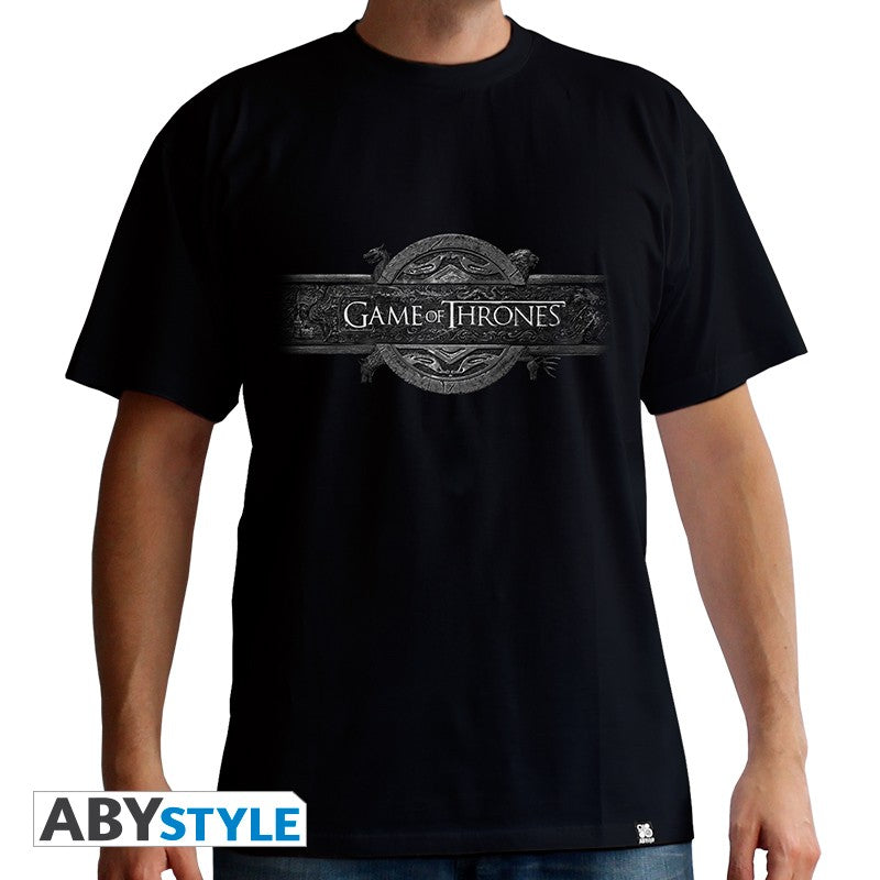 Game Of Thrones Tshirt Opening Logo