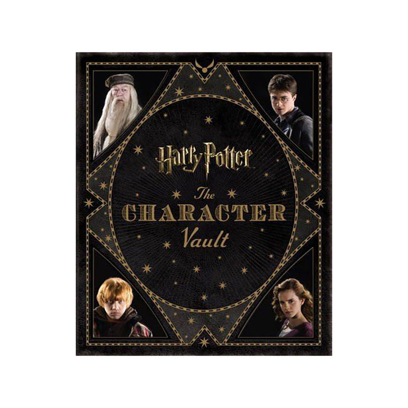 Harry Potter The Character Vault