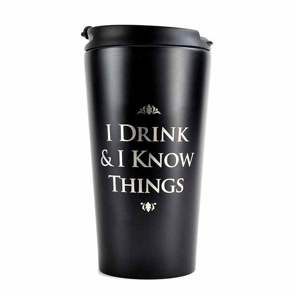 Travel Mug - Game Of Thrones (I Drink An