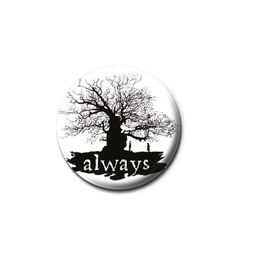 Hp Always Badge