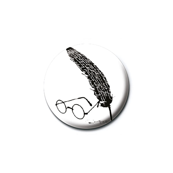 Harry Potter (Glasses) Badge