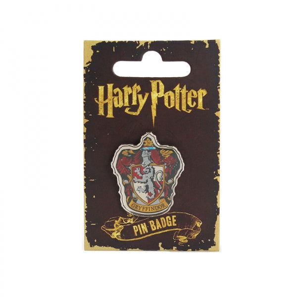 Harry Potter - Badge Crest Gryffindor