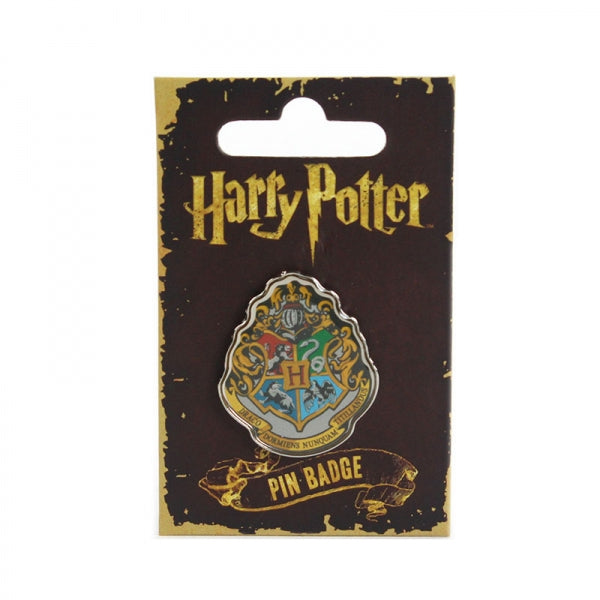 Harry Potter - Badge Crest Hogwarts