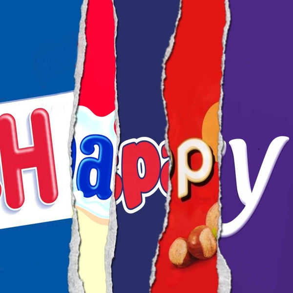 Novelty Generic Bar <br> Happy