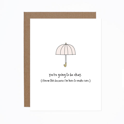 Umbrella Empathy card