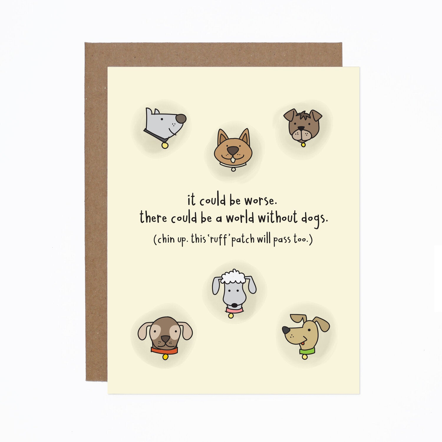 Dogs Empathy card
