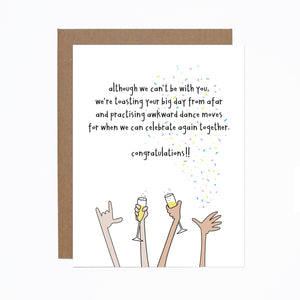 Missing Your Big Day card
